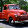 1951 Chevrolet Advance Design Pickup