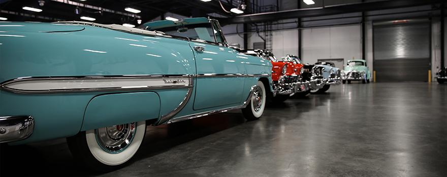 future classic car