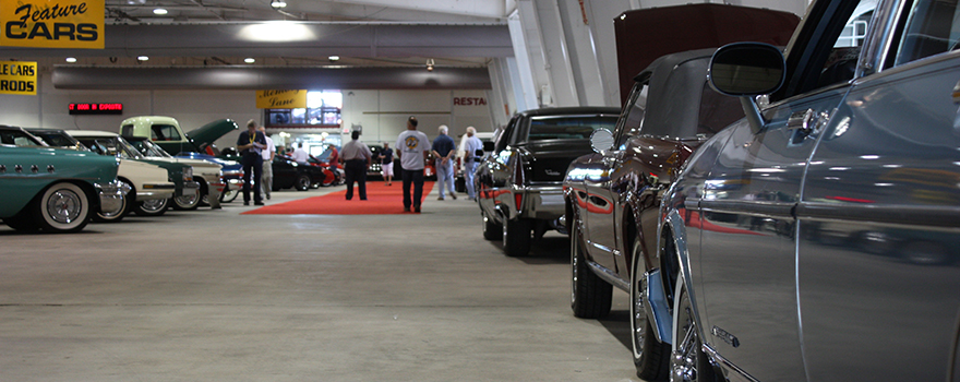 Classic Car Gifts Thoughtful Trinkets For Enthusiasts - Raleigh classic car show