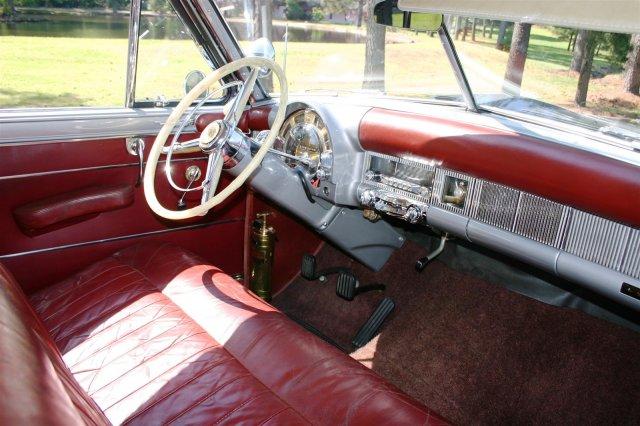 1951 Chrysler New Yorker A Royal Tour Car