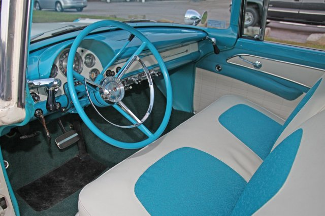 1956 Ford Crown Victoria 1