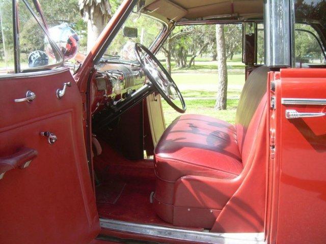 1939 Buick Series 60 Phaeton
