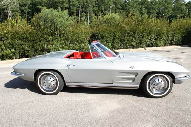 classic car raleigh
