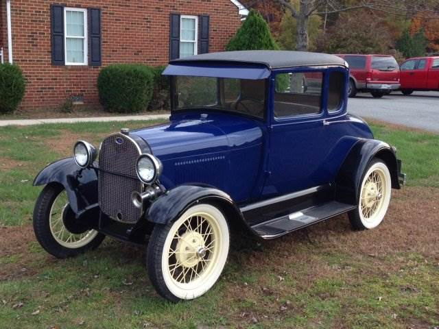 Classic Cars of the 1920s | Raleigh Classic Blog
