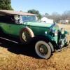 1930 LaSalle touring convertible