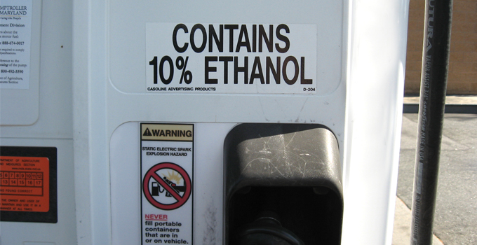 ethanol in my engine