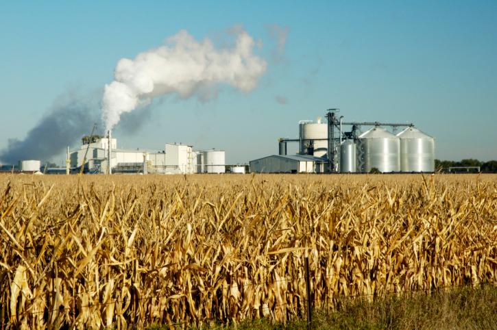 ethanol in gas