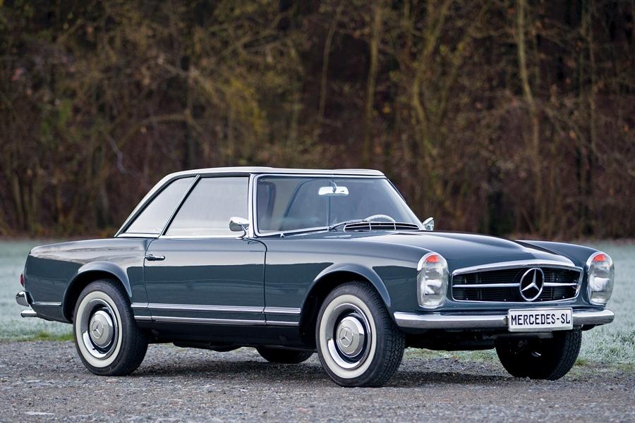 Mercedes Benz W 113